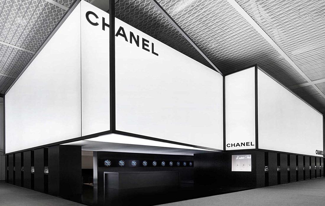 Chanel a dévoilé sa nouvelle collection de montres à l'occasion de l'événement Baselworld 2018