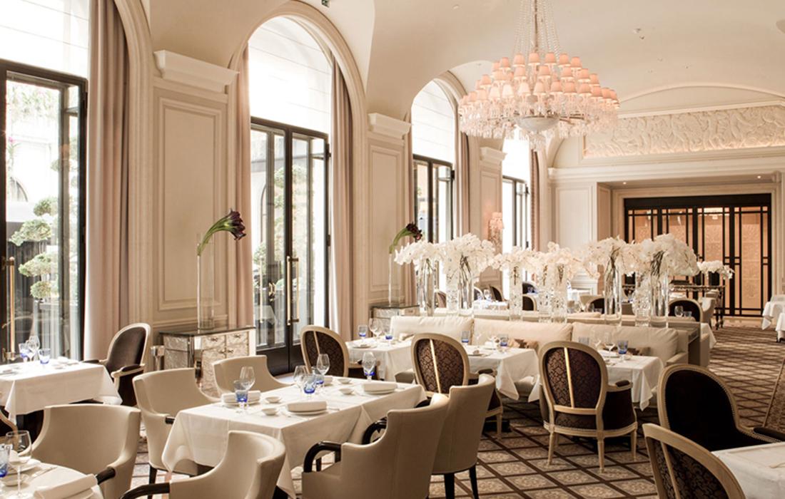 Le George V décroche deux titres du prix de l'excellence gastronomique du guide Lebey