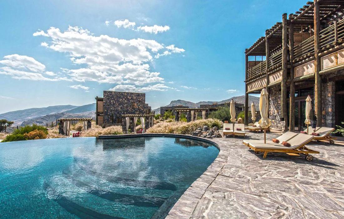 Le top 10 des piscines les plus extraordinaires du monde