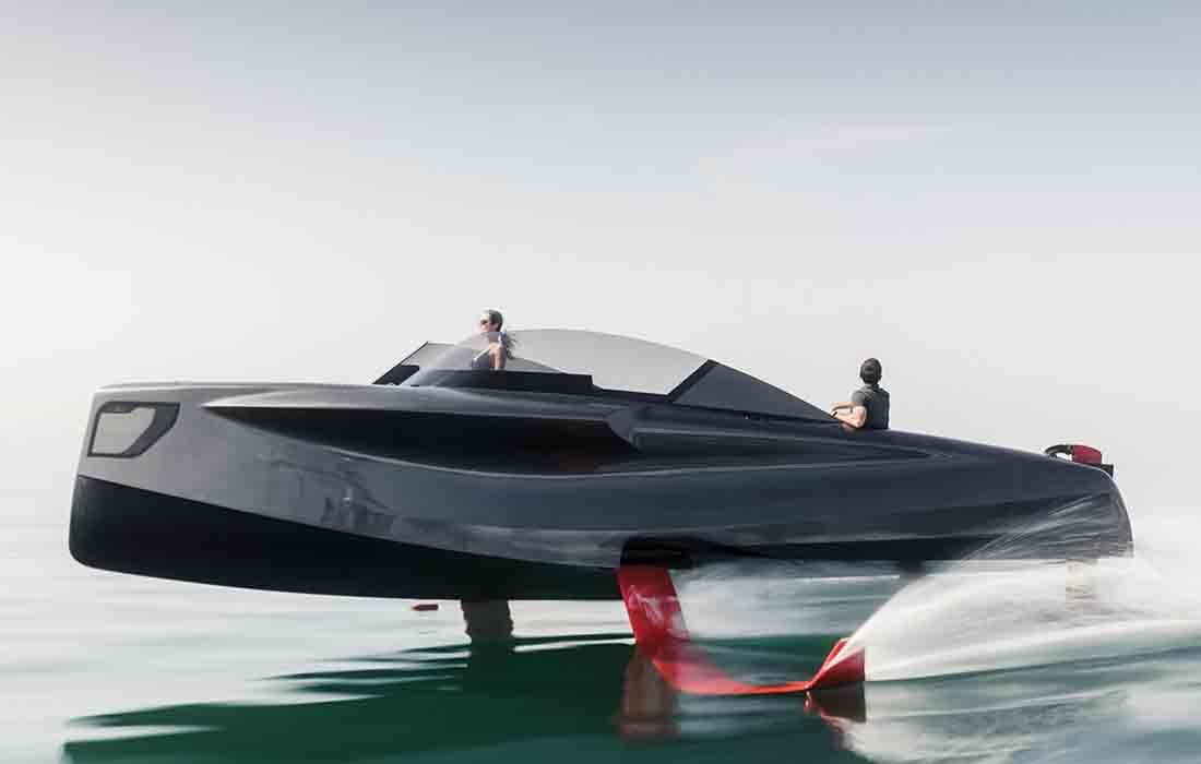 Foiler: un yacht exceptionnel sur lequel vous allez vivre une expérience unique sur l'eau