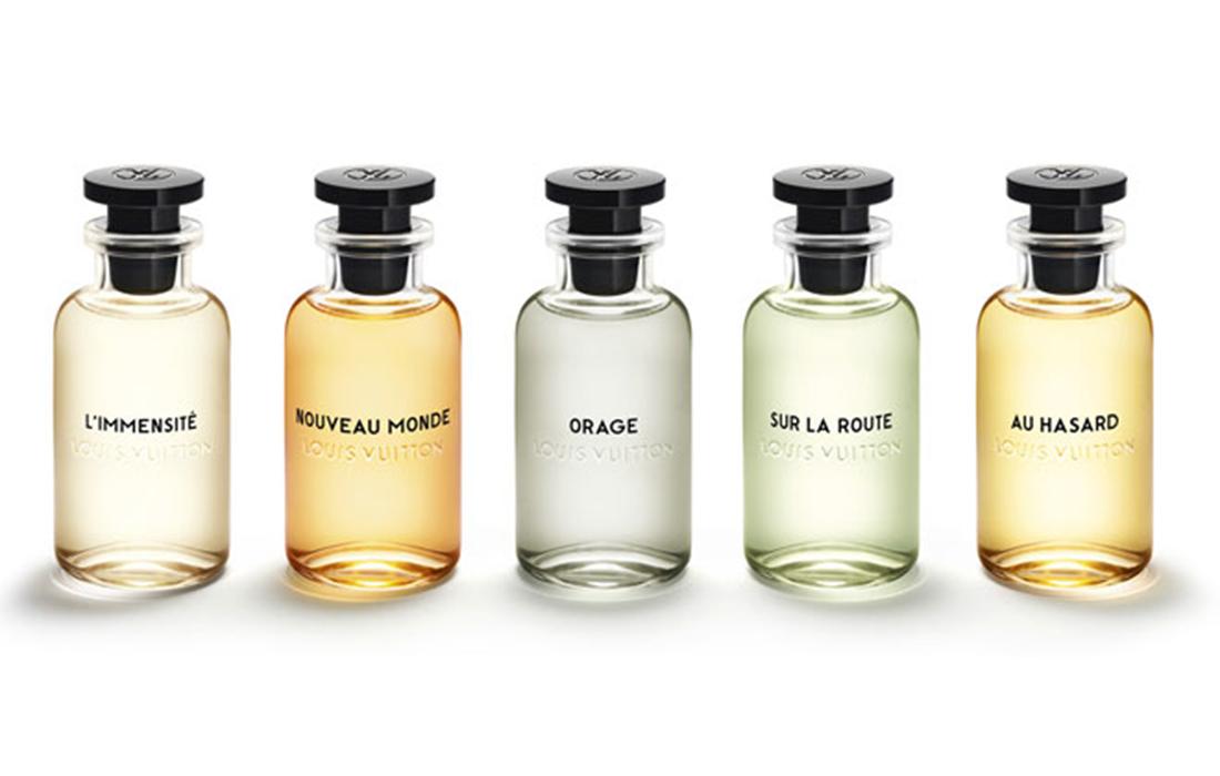 Louis Vuitton dévoile sa première gamme de parfums masculins disponible dès  le 31 mai 3ed92caf7dd