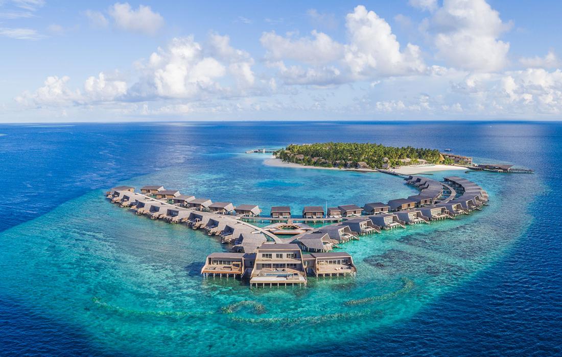 Une destination de rêve aux Maldives: St. Regis Vommuli Resort