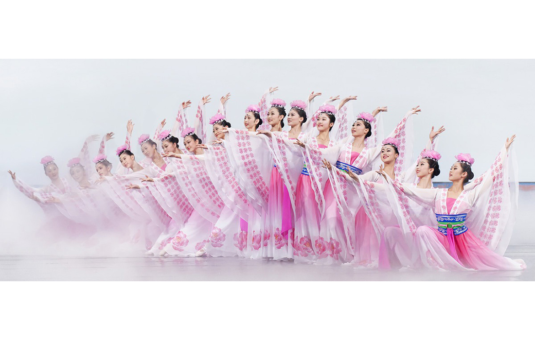 LE SPECTACLE GRANDIOSE DE SHEN YUN