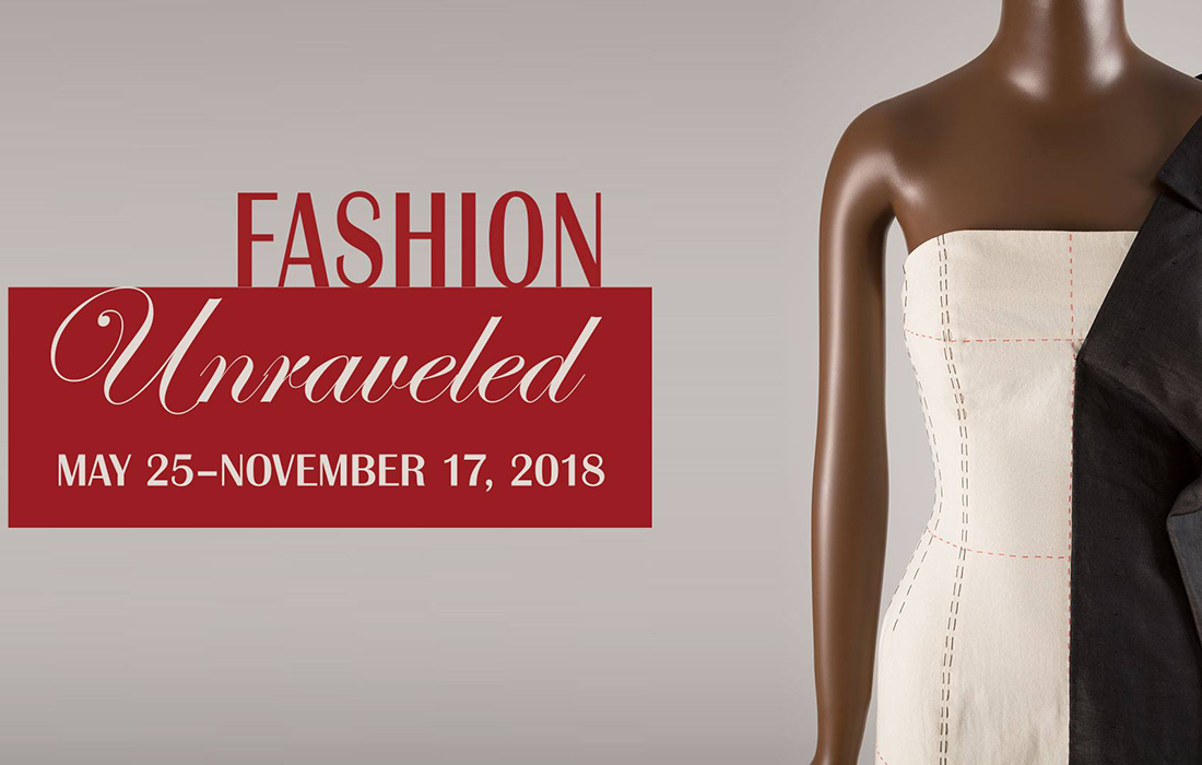 Fashion Unraveled : une exposition de mode hors du commun à New York