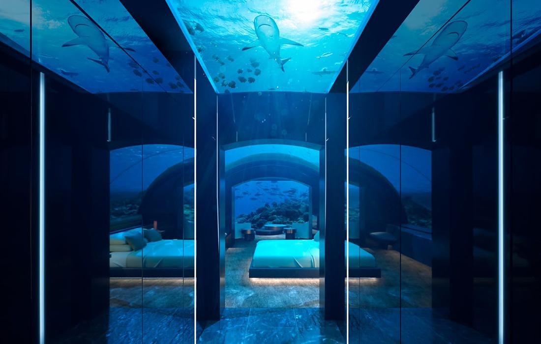 Le Muraka: la suite de luxe exceptionnelle du resort Conrad Maldives Rangali Island