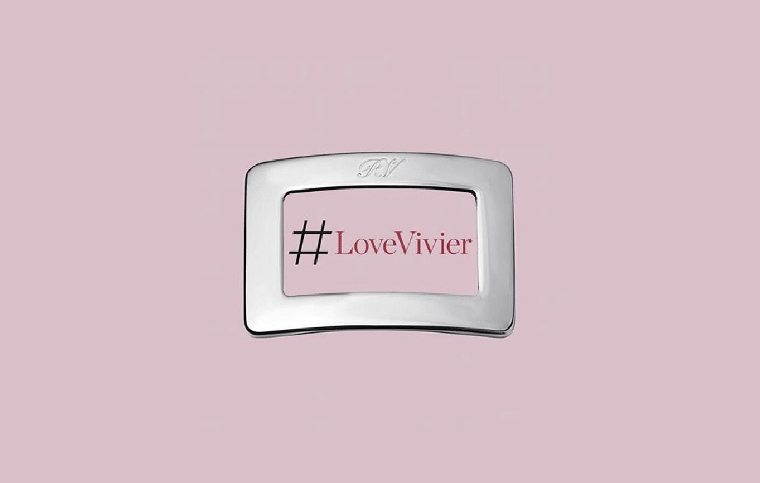 #LoveVivier, un ouvrage inspiré par le monde d'Instagram mettant à l'honneur le créateur Roger Vivier