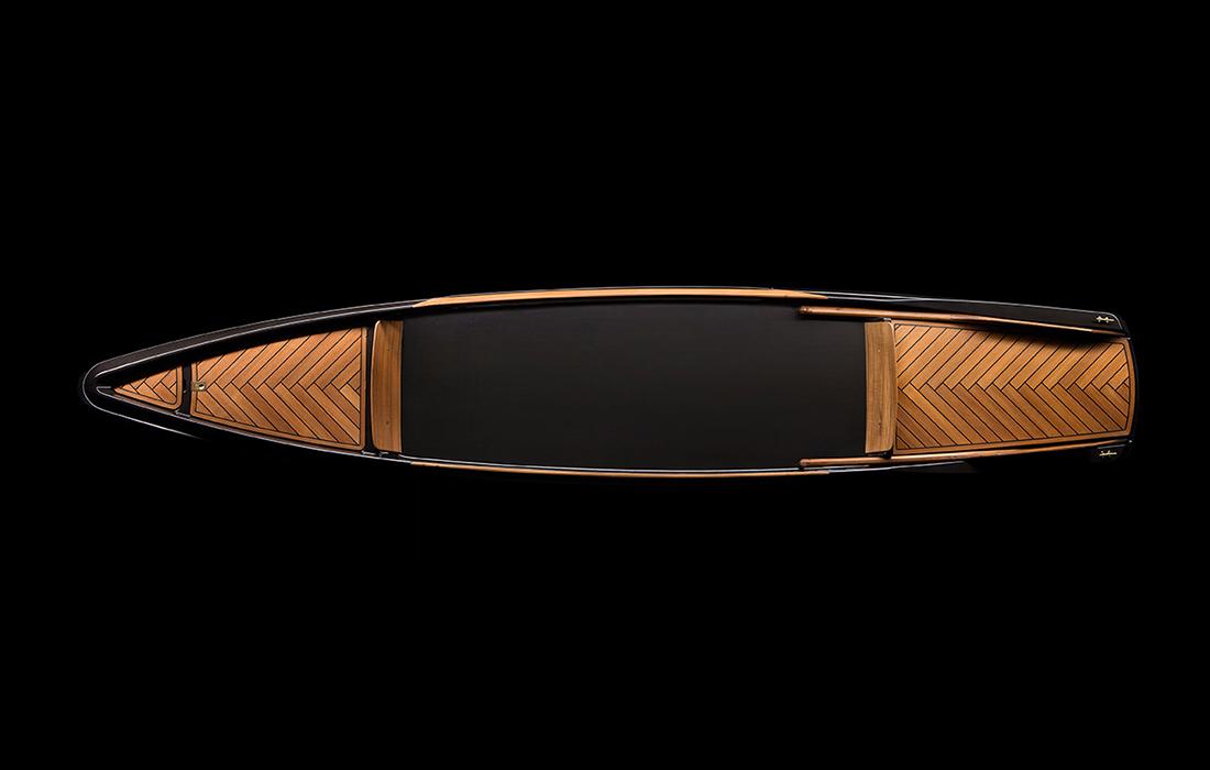 #BorromeodeSilva: Paddle Canoe, un canoé de luxe pour profiter des plus beaux jours d'été durant vos vacances