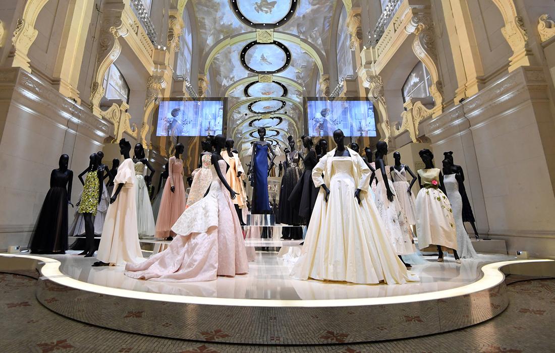 Le come-back de la grande exposition Christian Dior