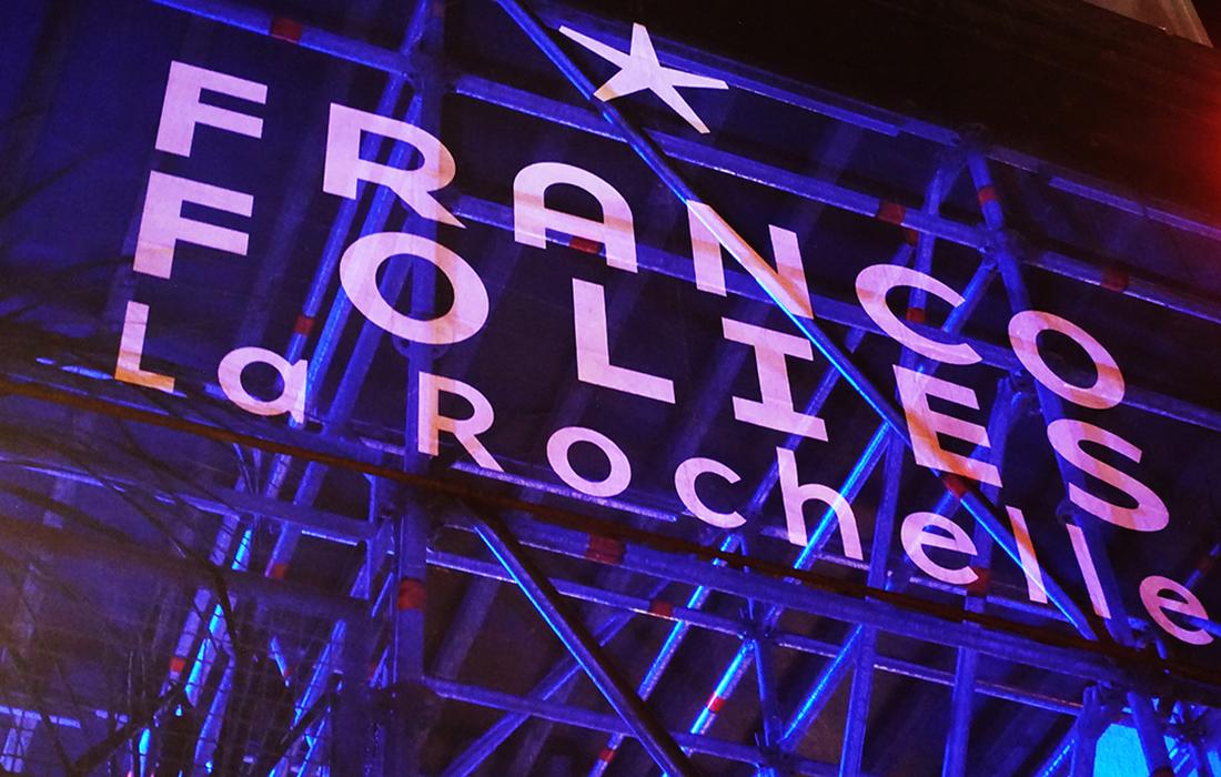 Le festival les Francofolies de la Rochelle s'est déroulé à merveille avec la victoire de l'équipe de France à la coupe du Monde 2018 !