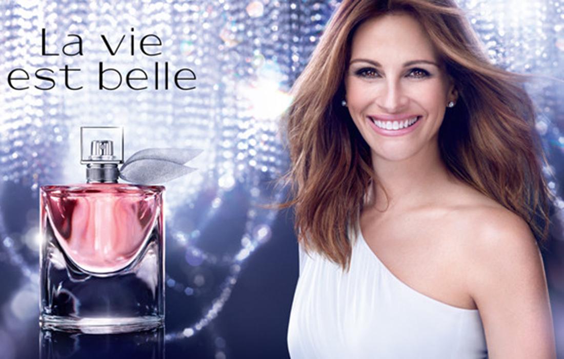 Le parfum La vie est belle de #Lancôme best-Seller sur le net