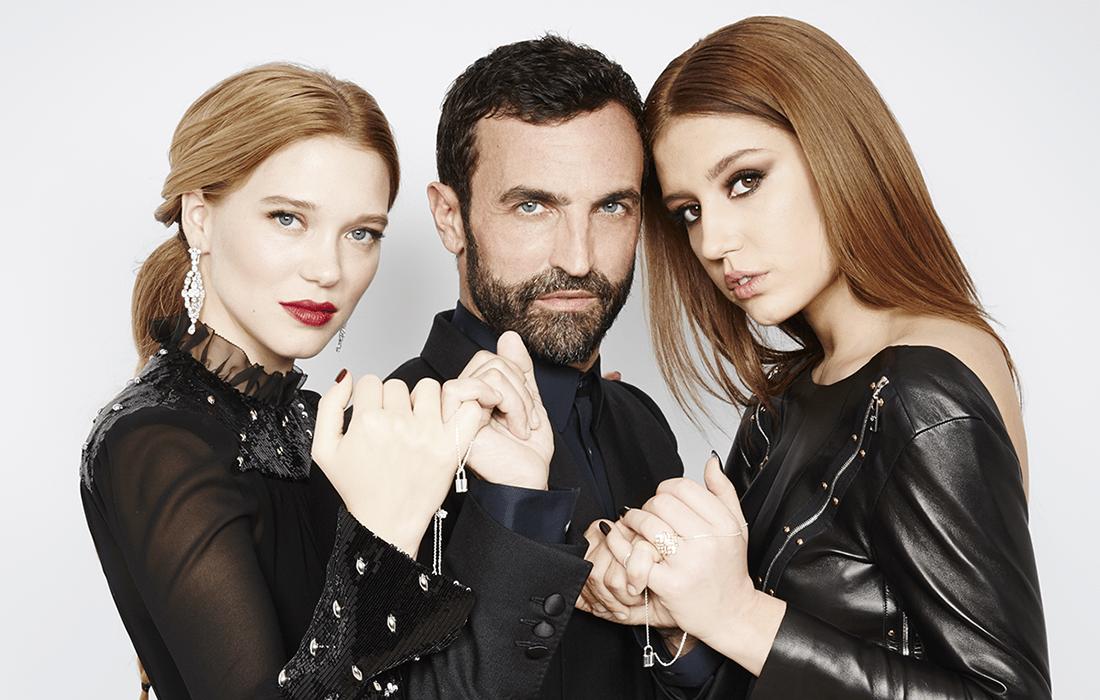 Silver Lockit: une collection de bracelets, fruit de la collaboration entre Louis Vuitton et UNICEF