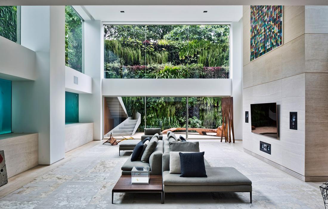Un projet d'architecture d'exception réalisé par l'architecte de renom Fernanda Marques