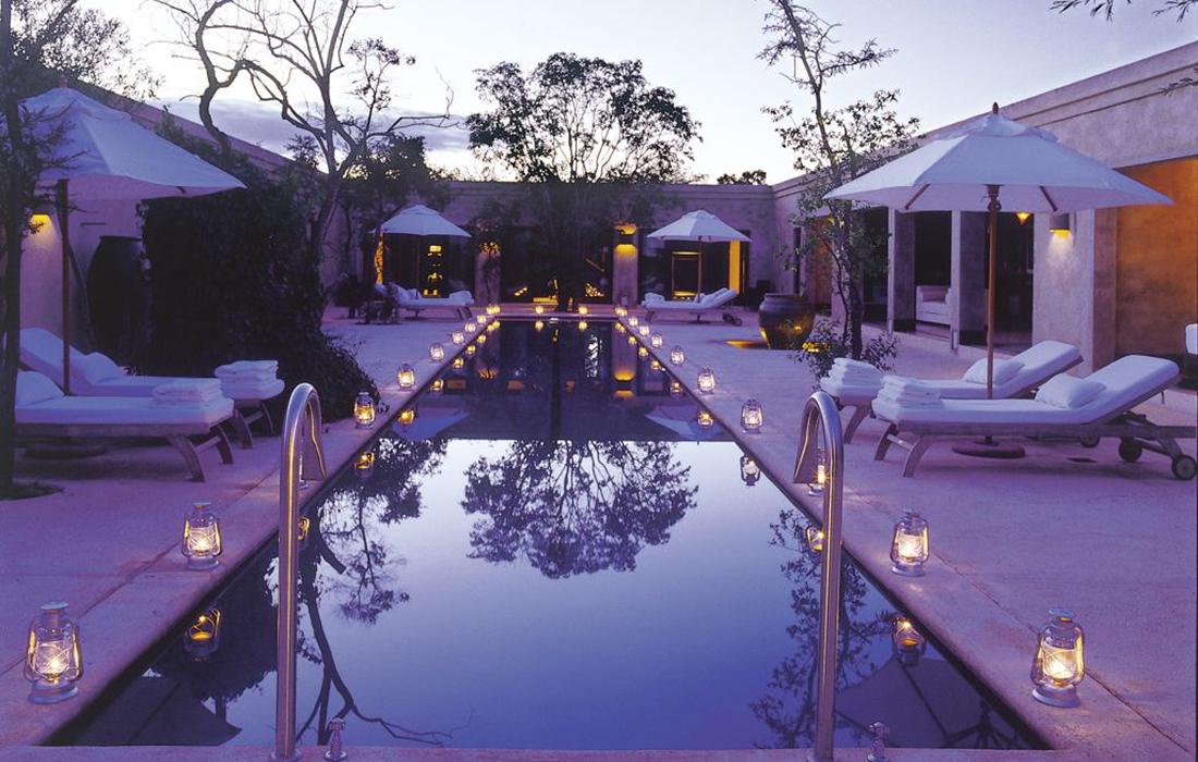 Un séjour dépaysant d'exception au Royal Malewane Hotel