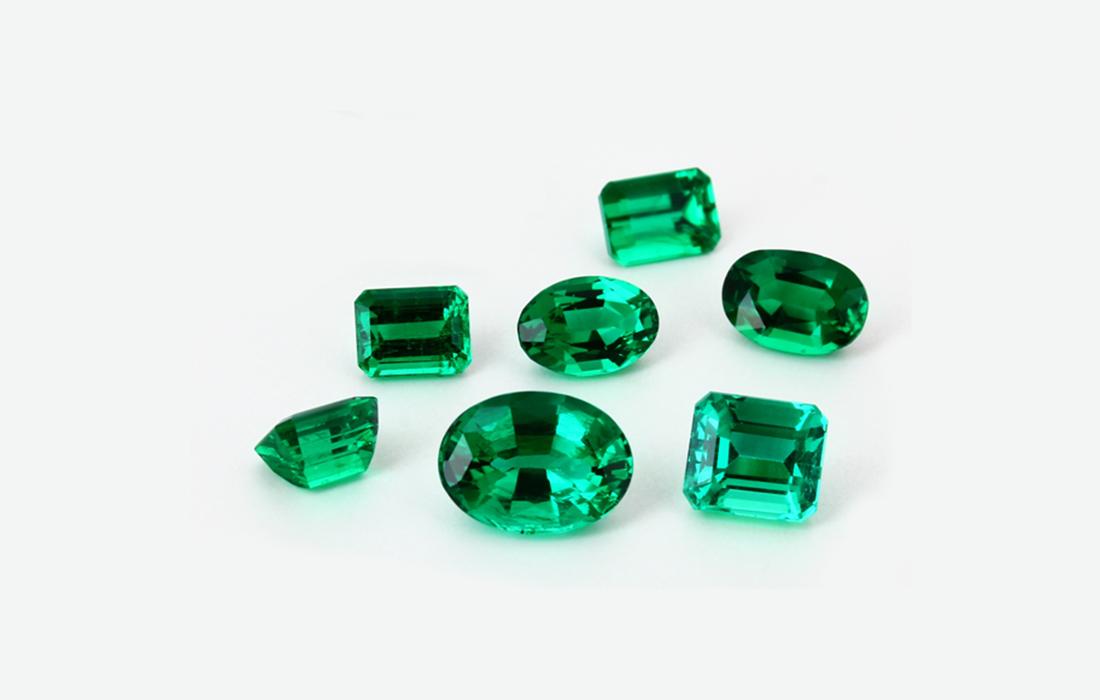 Komansky va lancer une collection de bijoux où l'émeraude sera reine