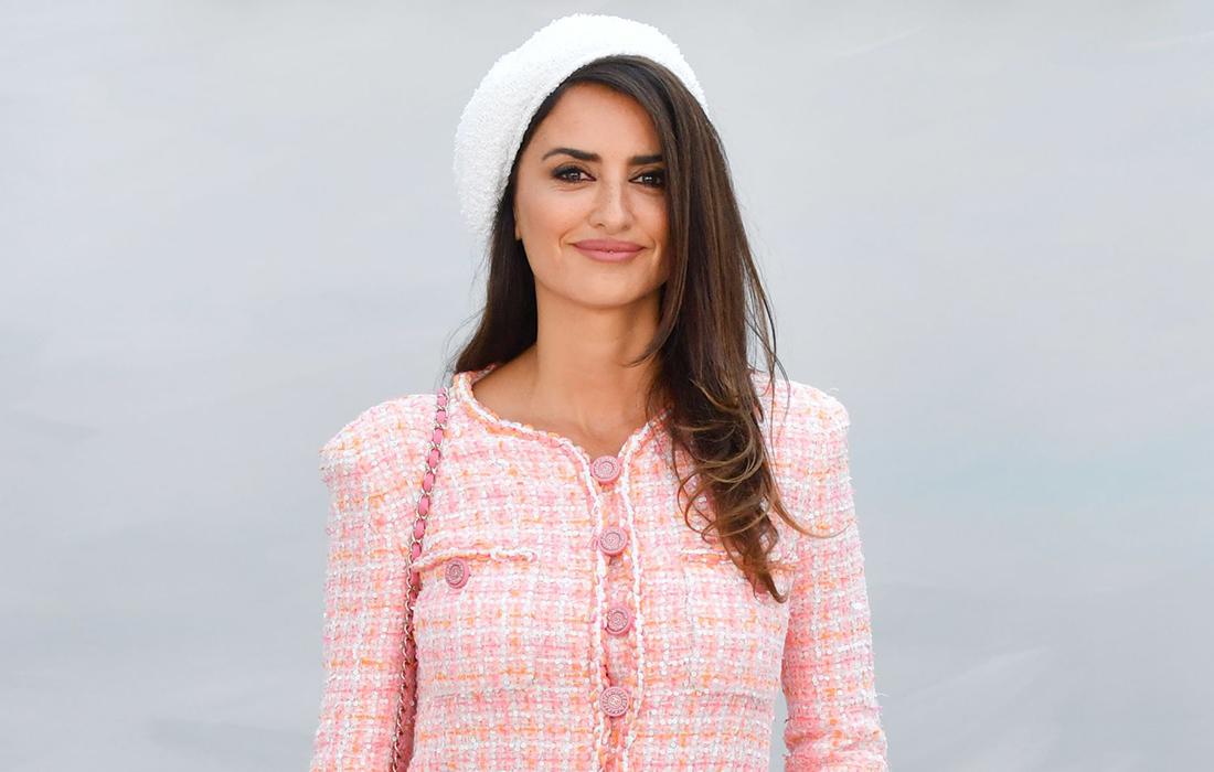Pénélope Cruz: la nouvelle ambassadrice de la maison de luxe Chanel