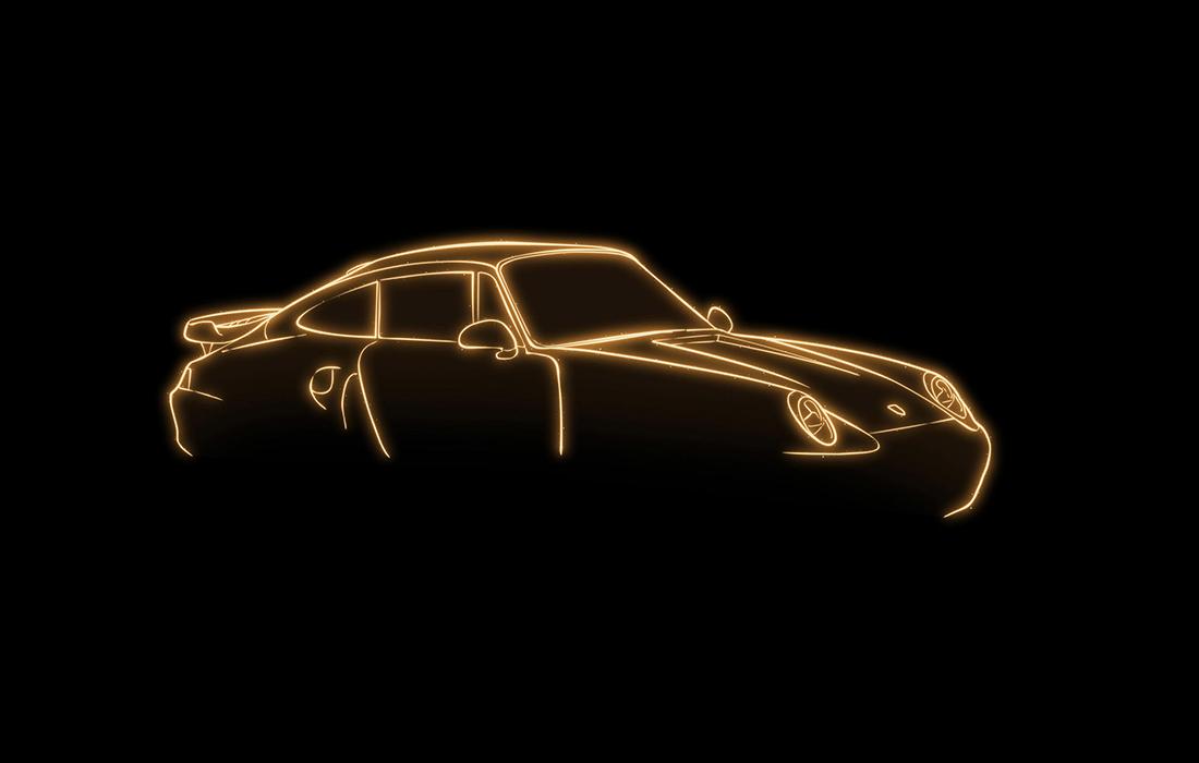 «Project Gold»: une création en or pour célébrer les 70 ans de Porsche