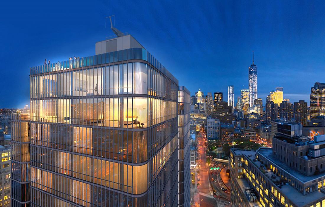 565 Broome Soho: Penthouse de luxe qui cherche son nouveau propriétaire à New York