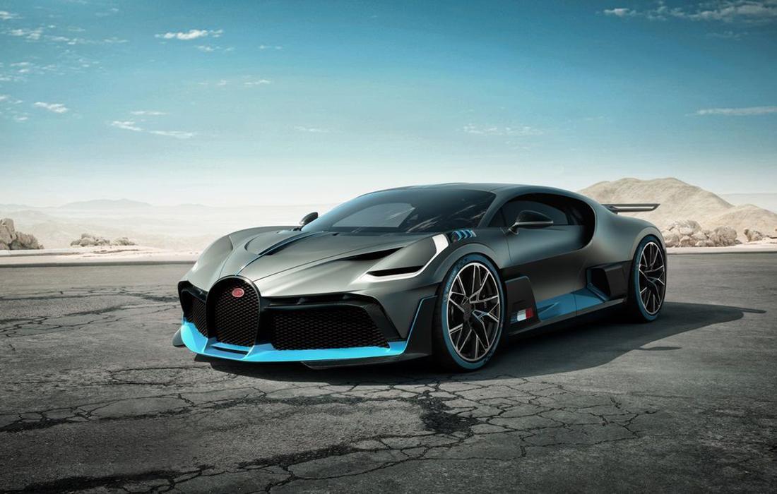 Bugatti Divo: le prochain modèle de la marque française vendu à 5 millions d'euros