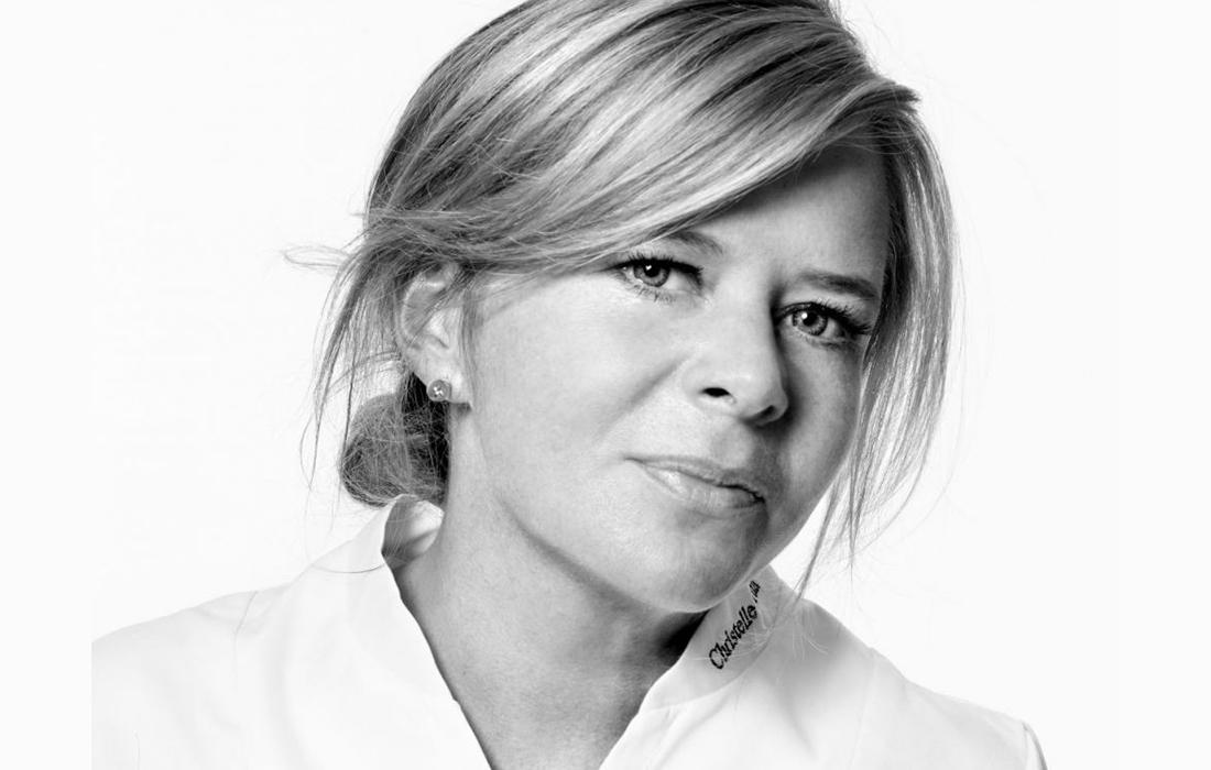 Christelle Brua: la première femme meilleure pâtissière au monde