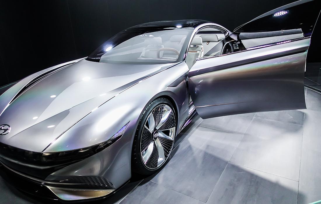 Salon du mondial de l'auto 2018