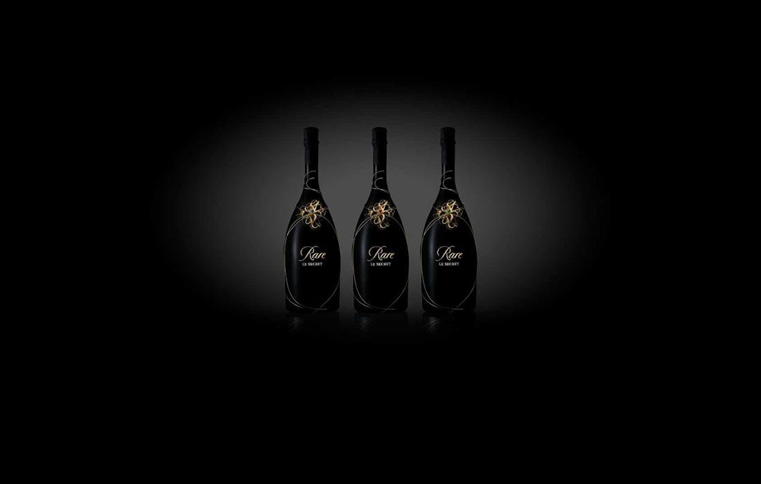 La maison Piper-Heidsieck s'est rapprochée du joaillier Mellerio pour son dernier millésime «Rare Champagne»