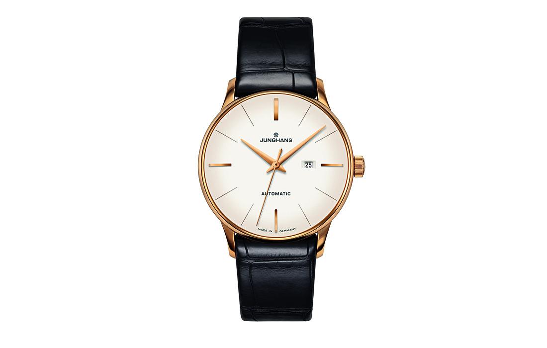 Junghans lance sa première montre Meister Automatic pour femme