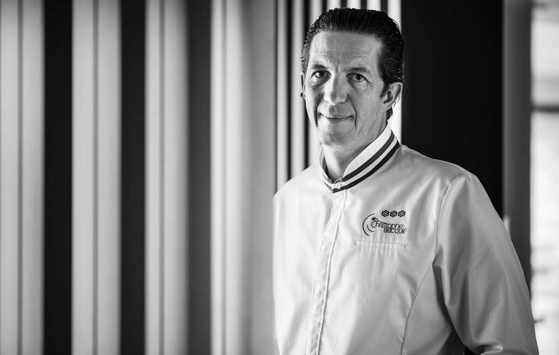 Christophe Bacquié a décroché le titre de Chef de l'année 2018