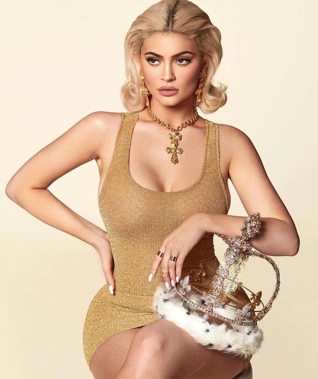 Kylie Jenner désignée reine des influenceuses mode de l'année 2018