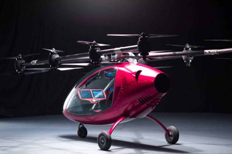 Astro vient de dévoiler récemment un drone d'exception et luxueux