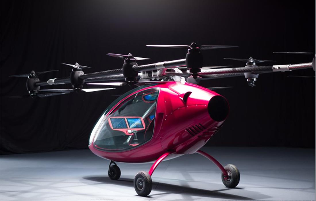 Elroy : le drone d'exception et habitable d'Astro