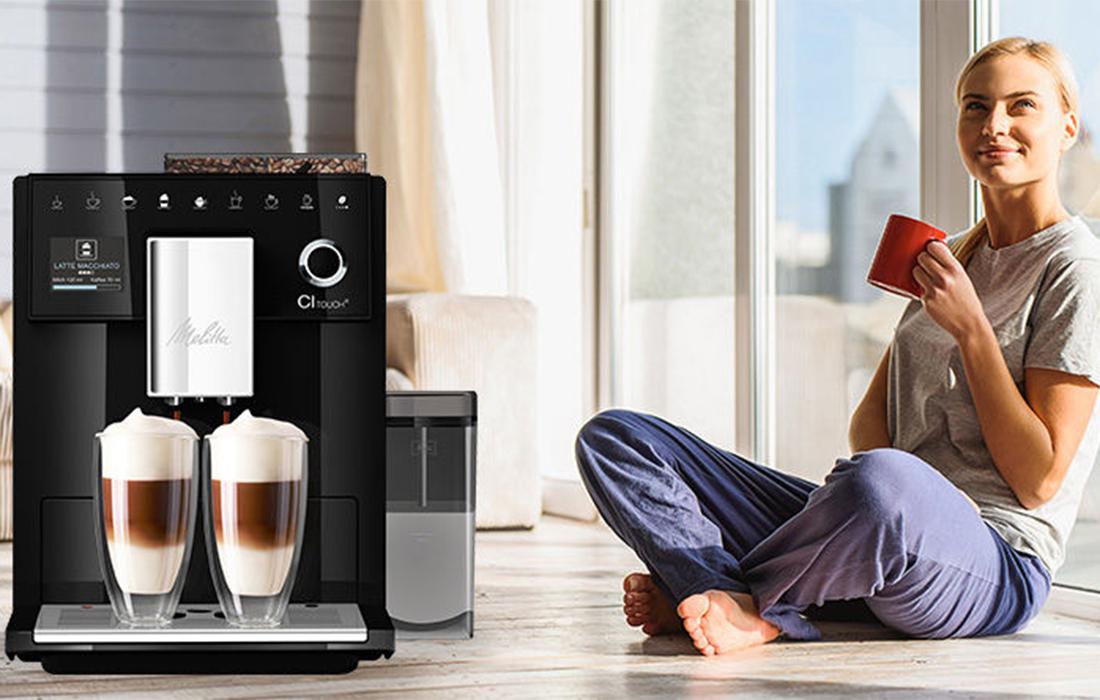 Melitta : des machines dotées des dernières innovations technologiques