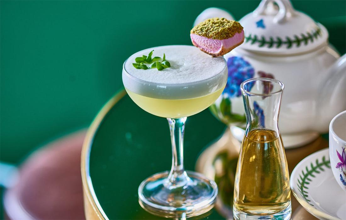 le dandelyan de londres lu meilleur bar cocktails au monde. Black Bedroom Furniture Sets. Home Design Ideas