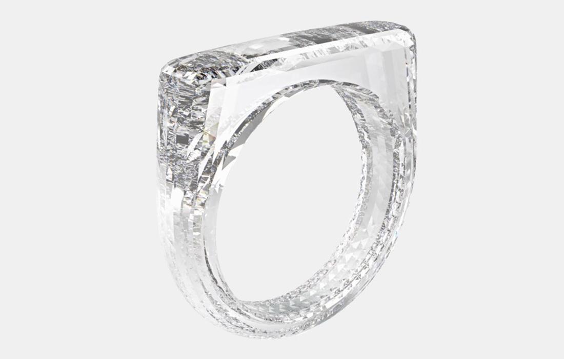 The (Red) Diamond Ring : une bague créée par les ingénieurs de la marque à la pomme qui a trouvé preneur aux enchères pour 256 250$
