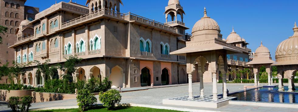 Le Fairmont- Jaipur- Hotel -en -Inde-une destination de rêve mettant le savoir-faire architectural du pays à l'honneur