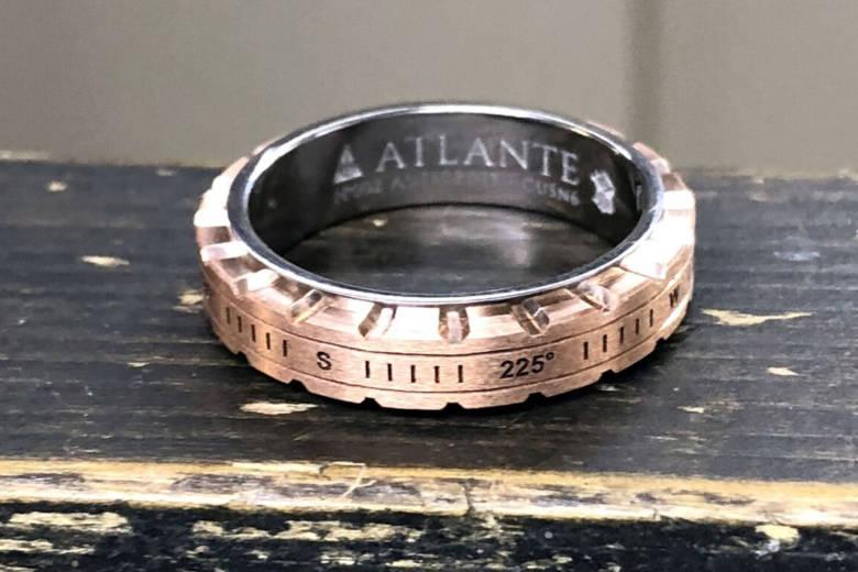 Atlante-une bague-talisman