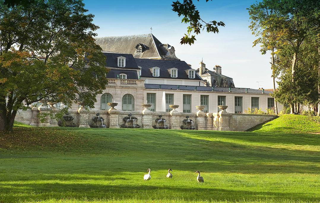 L'Auberge du jeu de Paume à Chantilly : l'union du luxe et de l'histoire