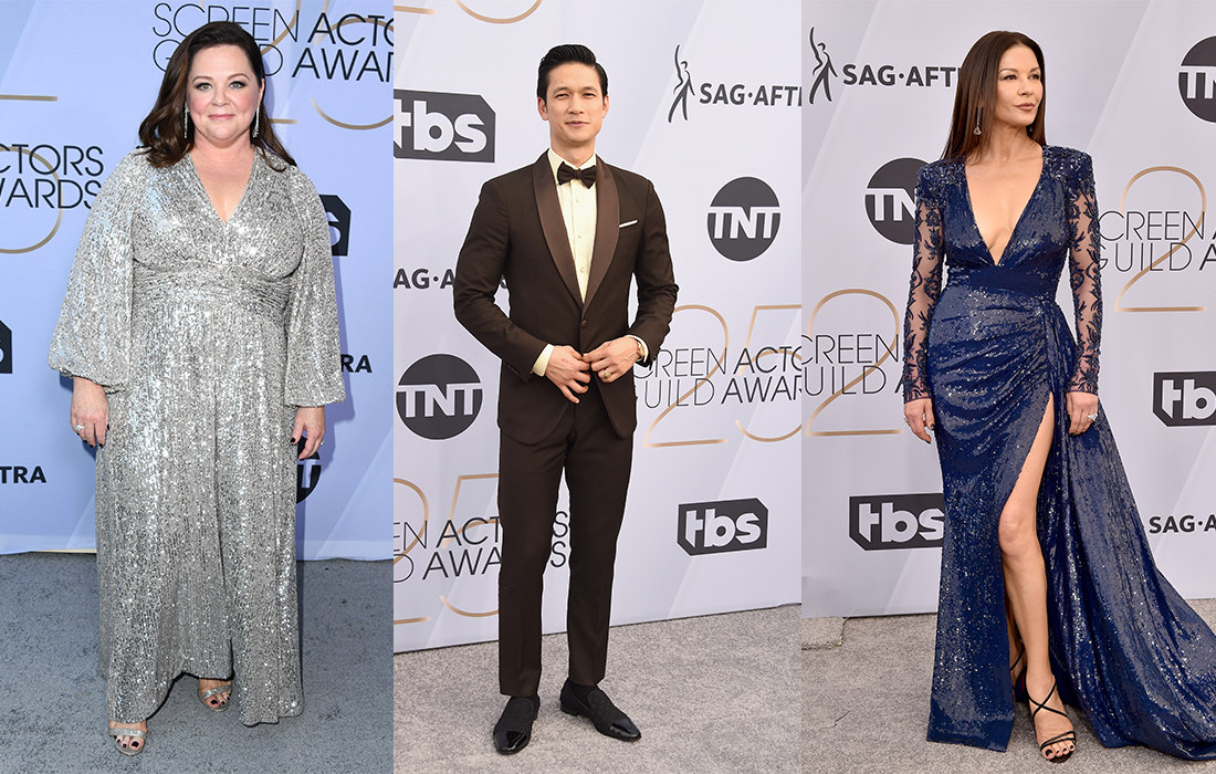 Chopard brillait aux Screen Actors Guild Awards