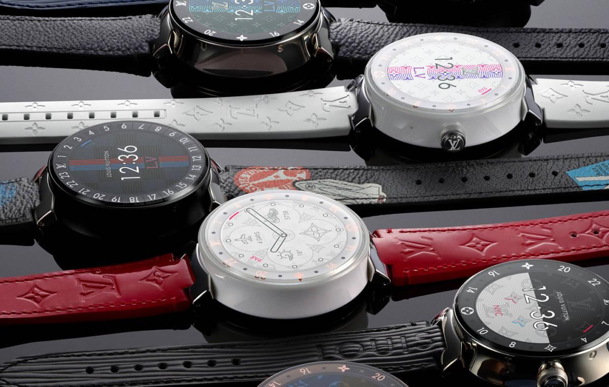 Un nouveau processeur pour la montre Tambour Horizon de Louis Vuitton
