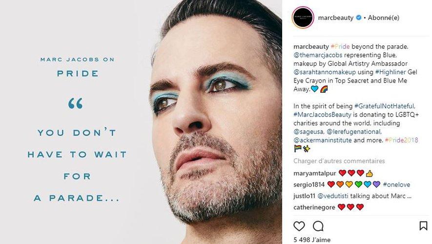 Marc Jacob Beauty : un concours inédit destiné pour les couples LGBTQ qui envisagent de se marier avant le mois de mai 2019