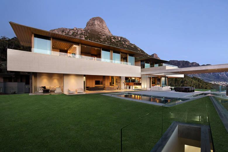 Saota villa de luxe a cap town sur luxe infinity magazine