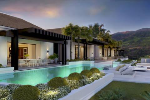 La Zagaleta, un country-club de luxe dans la somptueuse ville de Marbella dans Luxe Infinity magazine Voyages