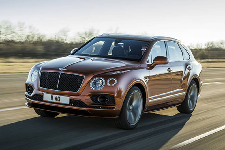 Bentley revisite la Bentley Bentayga pour donner fruit au SUV le plus rapide du monde