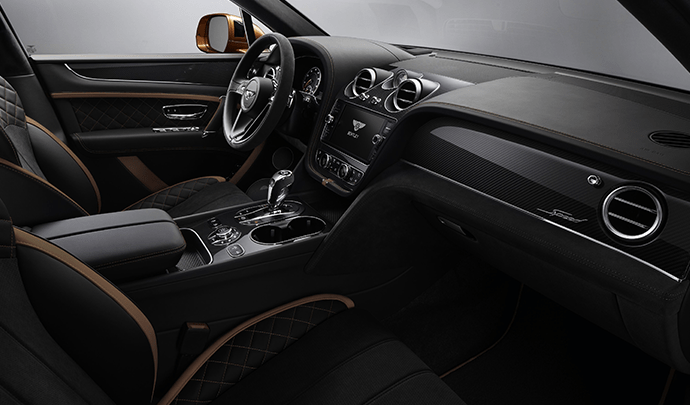 Bentley revisite la Bentley Bentayga pour donner fruit au SUV le plus rapide du monde