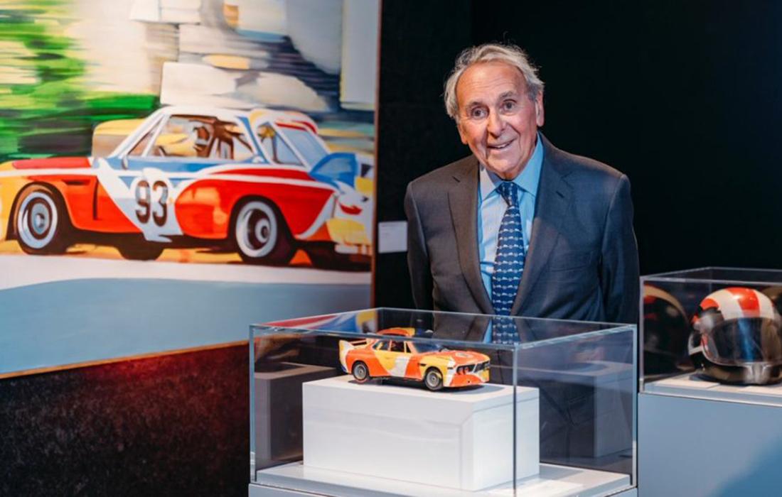 Une Vision Devenue Collection : Exposition des BMW Art Cars à Paris