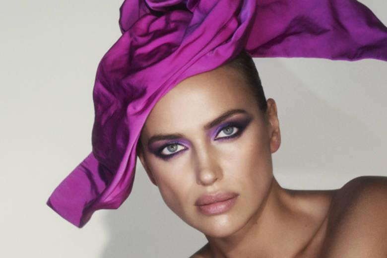 Marc Jacobs nouvelle égérie mode et beauté Irina Shayk