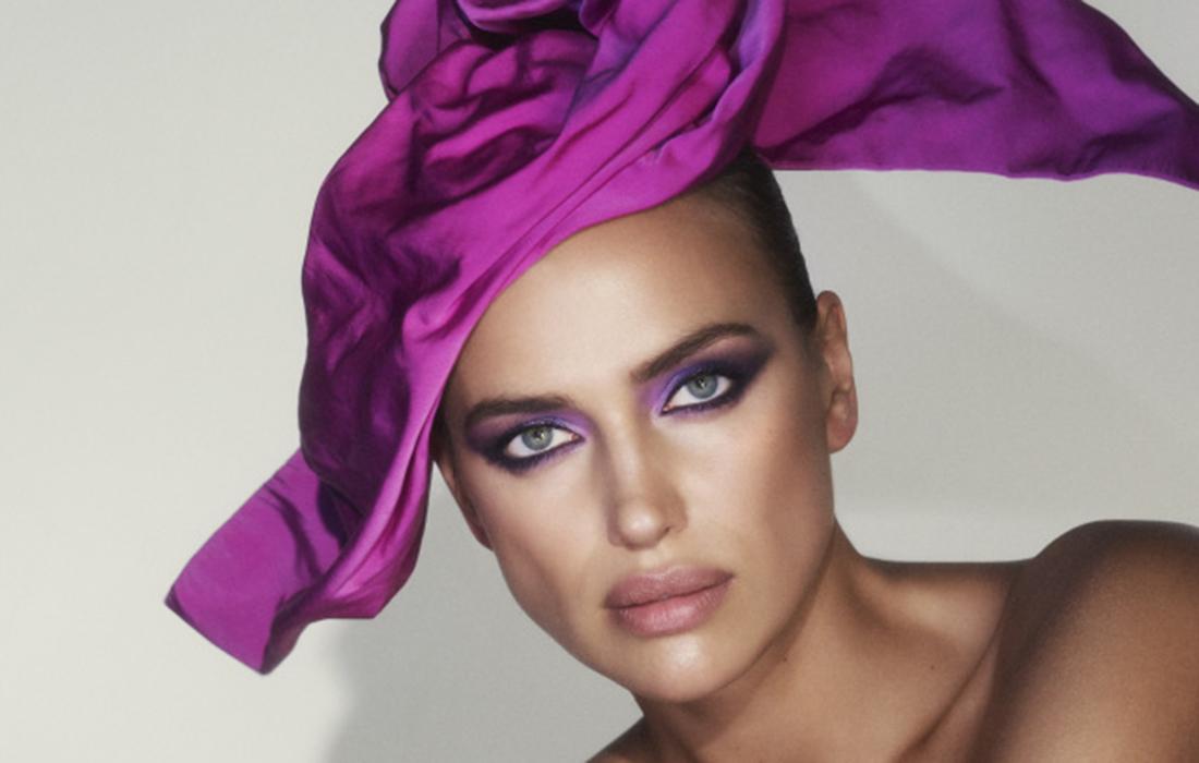 Marc Jacobs Beauty a désigné Irina Shayk comme nouvelle ambassadrice