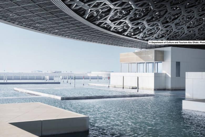 Musée du Louvre a Abu Dhabi news art luxe infinity magazine
