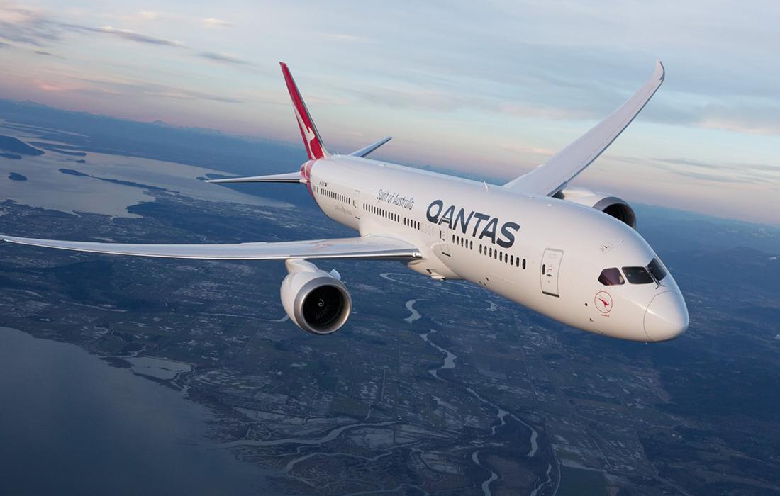 Qantas: la compagnie aérienne qui sert les meilleurs vins