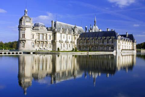 domaine de Chantilly château visites Luxe Infinity