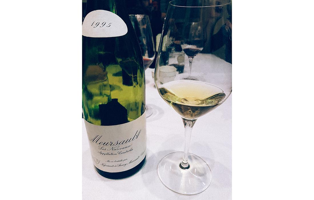 Leroy meursault vins luxe infinity